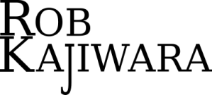Rob Kajiwara logo