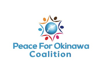 Peace For Okinawa Coalition logo